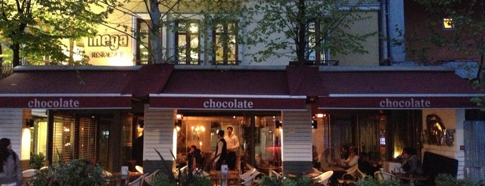 Chocolate is one of The places I love in Türkiye.