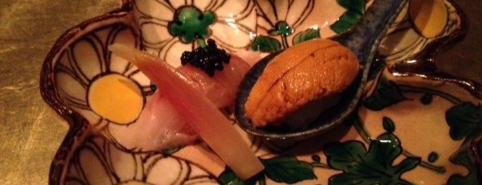 Rosanjin is one of 2013 NYC Michelin Starred Restaurants.