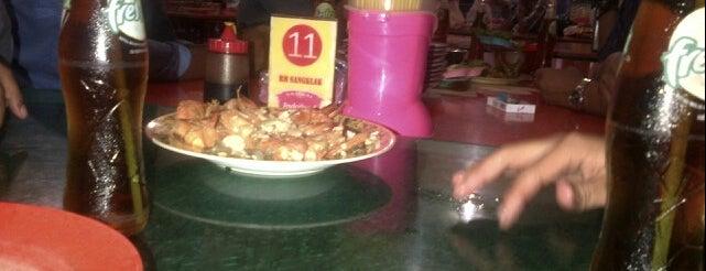 Seafood Sangklak is one of Top 10 restaurants when money is no object.