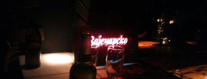 Podmornica is one of non-pretentious party spots in Belgrade.