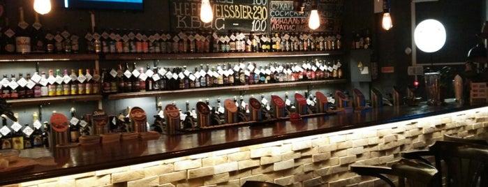 Woodman Bar&Shop is one of Крафт СПб.