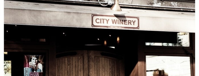City Winery is one of #RallyDowntown Scavenger Hunt.