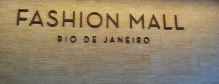 Fashion Mall is one of Melhores Shoppings..