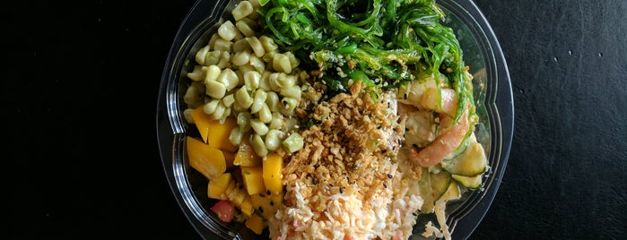FOB Poke Bar is one of The 15 Best Places for Tuna in Belltown, Seattle.