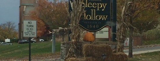 Sleepy Hollow, NY is one of Adventures.