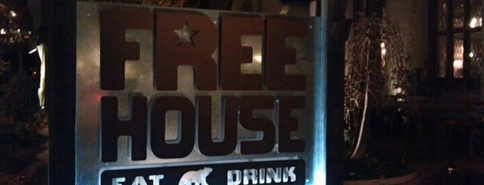 Free House is one of Guide to Berkeley's best spots.