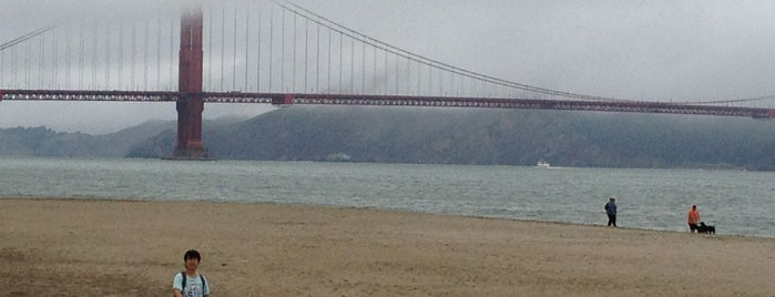Crissy Field is one of My Unequivocal Favorites.