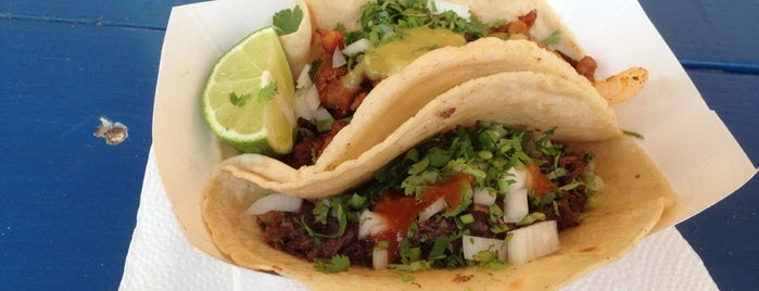 El Taco Rico is one of 10 Must-Eats in Austin Right Now.
