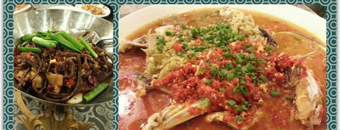Restoran De Hunan 湖南湘菜馆 is one of Eat❷.