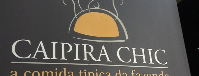 Caipira Chic is one of Rio - Restaurantes.