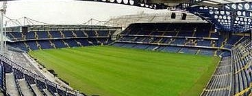 Barclays Premier League Stadiums 2013-14 Season