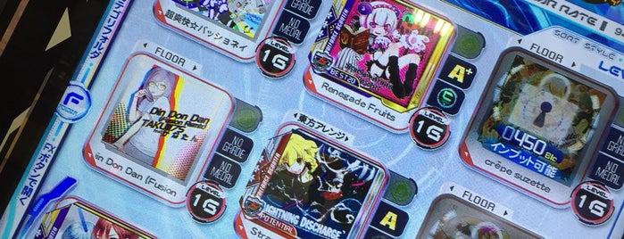 ナムコ マグスミノエ店 is one of 関西のゲームセンター.