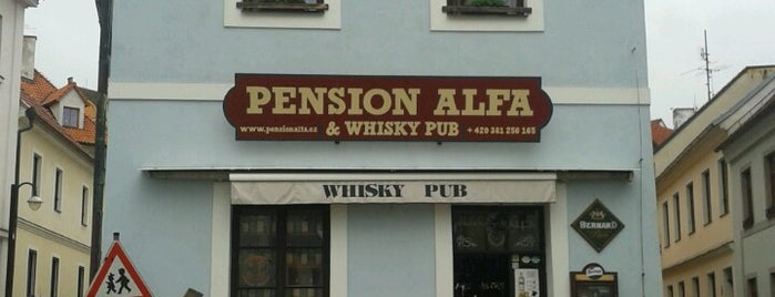 Penzion Alfa is one of můj seznam míst.