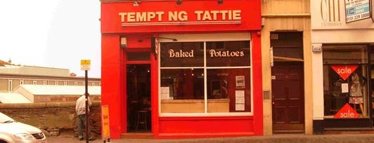 Tempting Tattie is one of Edinburgh.