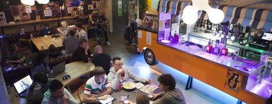 Kickass Café is one of Edinburgh.