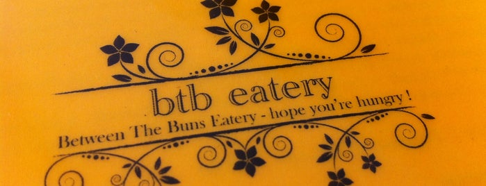 Btb Eatery is one of Things to visit in Brussels.