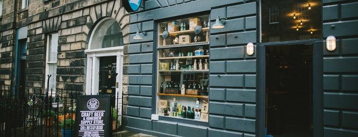 BottleDog Edinburgh is one of Edinburgh.