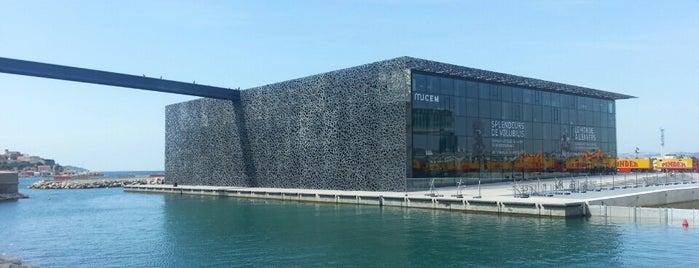 Musée des Civilisations de l'Europe et de la Méditerranée (MuCEM) is one of Musées Visités.