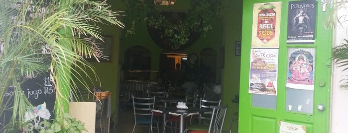 Hare Krishna is one of Restaurantes vegetarianos MTY y alrededores.