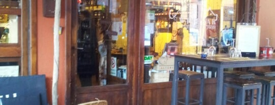Swinebar is one of Bologna city.