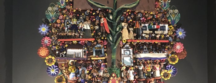Museo Nacional de Antropología is one of Travel Guide to Mexico City.