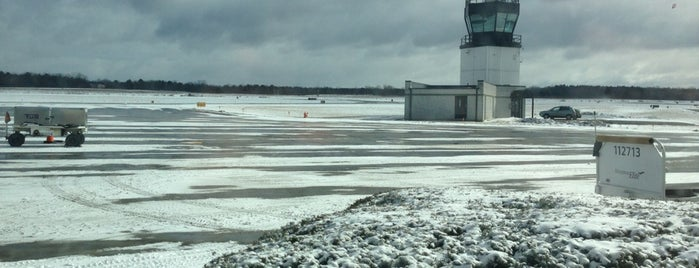 Ithaca Tompkins Regional Airport (ITH) is one of Hopster's Airports 1.