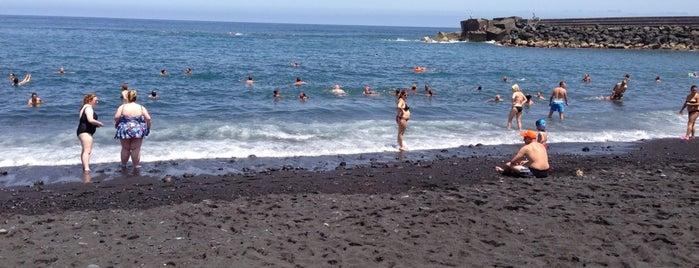 Playa Jardín is one of Islas Canarias: Tenerife.