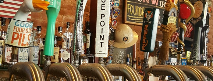 The Pour House of Bay Ridge is one of PALM Beer in Brooklyn.