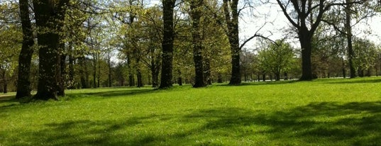 Kensington Gardens is one of London as a local.