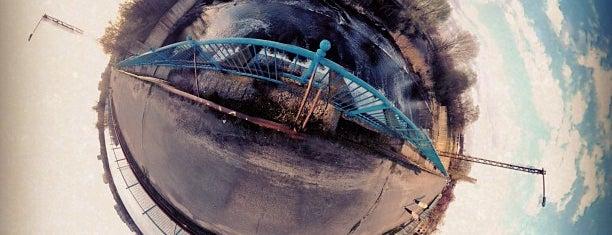 Мост через Тясмин is one of Мости України.