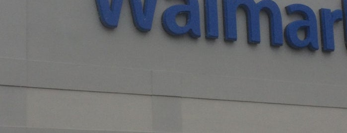 Walmart is one of * Spots *.