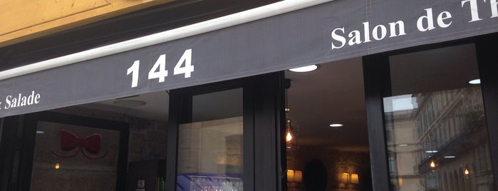 Le 144 is one of Restaurants.