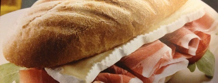 Panino Giusto is one of 4sq Specials in Milan.