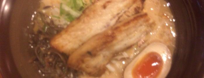 麺家 三士 横浜ベイクォーター店 is one of ramen.