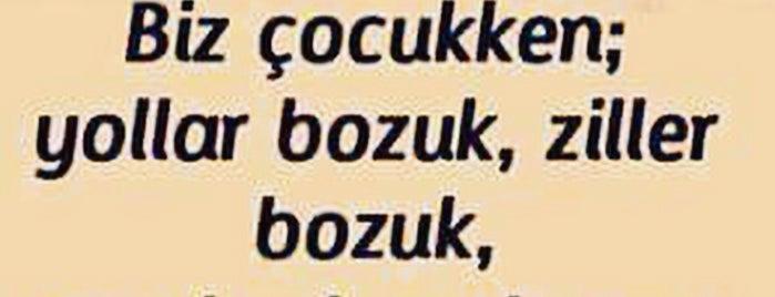 Topağacı is one of Rugi 2.