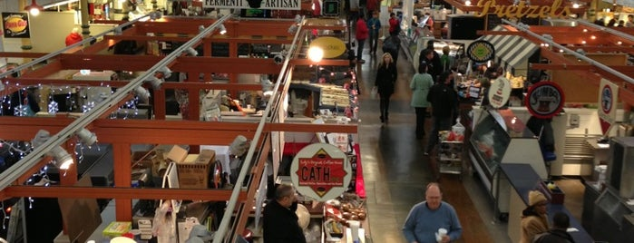 City Market is one of A foodie's paradise! ~ Indy.