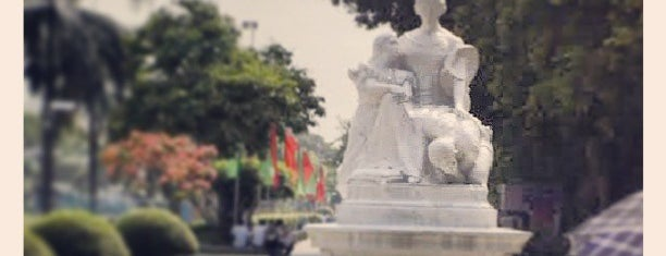 Rizal Park is one of Mabuhay ♥.