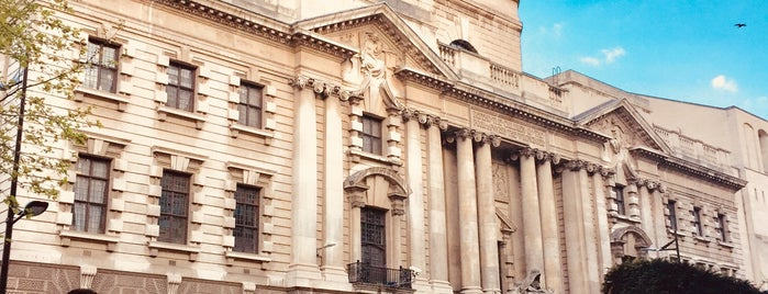 Central Criminal Court (Old Bailey) is one of Around The World: London.