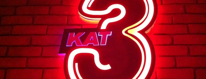 Kat3 is one of The 20 best value restaurants in Bursa.