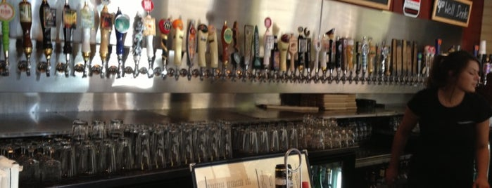 Duckworth's Grill & Taphouse is one of What's Brewing in Charlotte?.