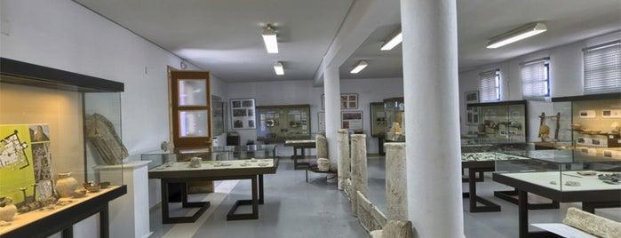 Museo Arqueologico is one of Turismo Doña Mencia.