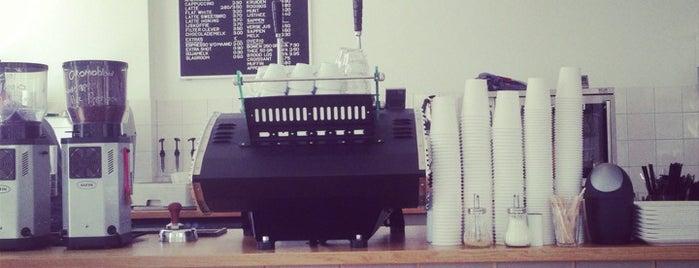 Koffie & Ik is one of #ThirdWaveWichteln Coffee Places.