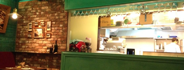 Royal Mansion is one of Itaewon food.