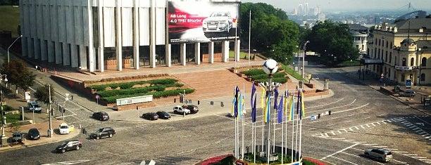 Европейская площадь is one of EURO 2012 FRIENDLY PLACES.