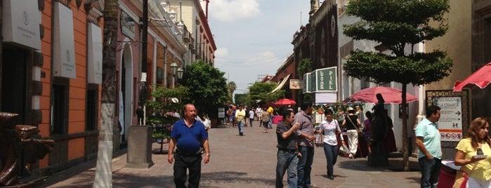 Andador Tlaquepaque is one of Gdl.