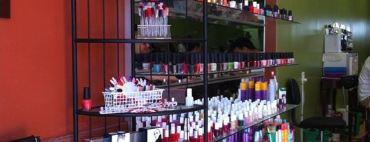 Boutique Nail & Hair is one of Beauty- salons.