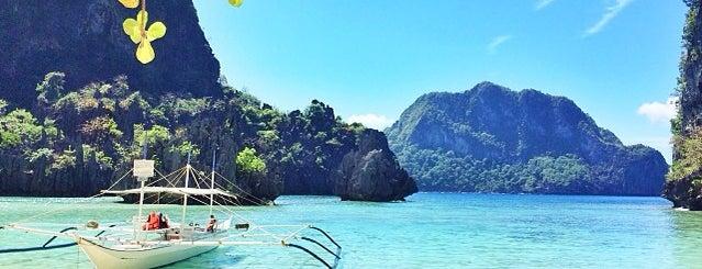 El Nido is one of Playas.