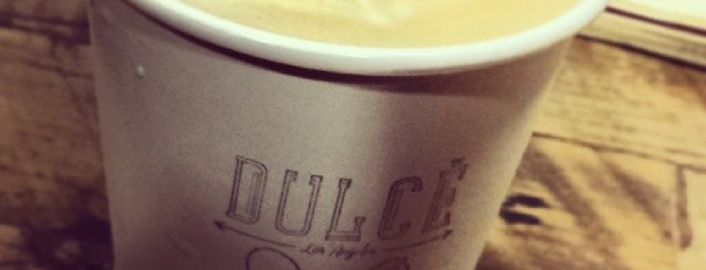 Cafe Dulce Pop-Up is one of See MY DTLA.