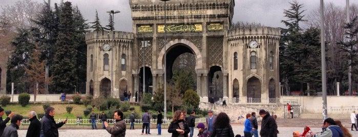 Beyazıt Meydanı is one of Istanbul.