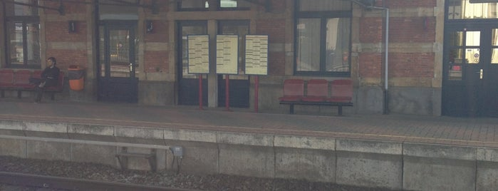 Station Kontich-Lint is one of Bijna alle treinstations in Vlaanderen.